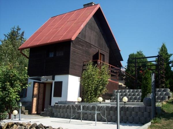 chata Napajedla Dubová