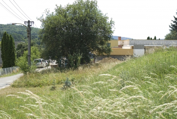 Prodej stavebního pozemku Zlín, Kostelec pro stavbu RD