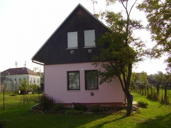 prodej domku Topolná