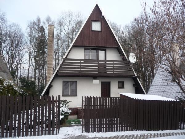 Chata s č. popisným k trvalému bydlení Dolní Těrlicko