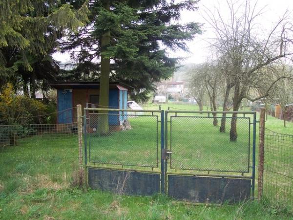 zahrada Napajedla