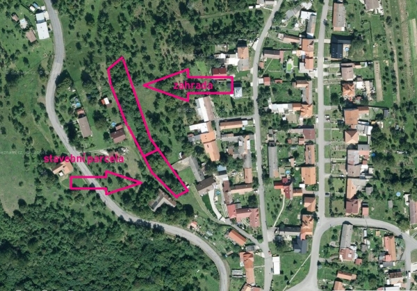 pozemek Halenkovice