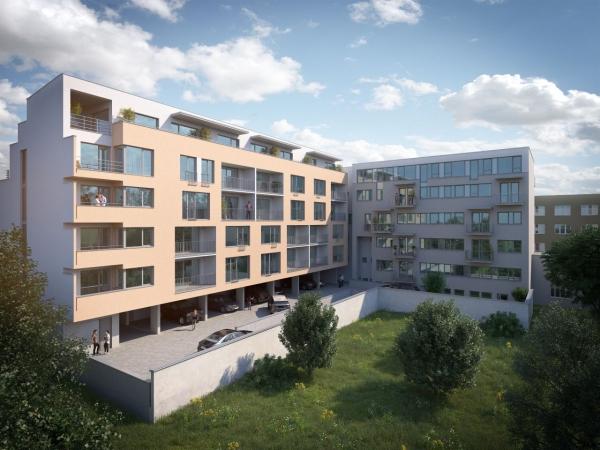 Prodej nového bytu 4+KK, ul. Sadová