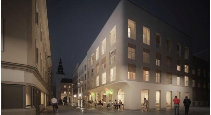 Ostrava prodá pozemek v centru, proluku Nové Lauby
