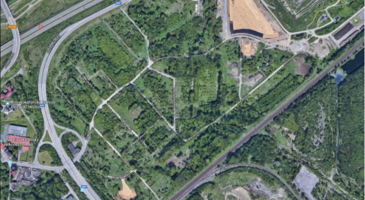 Ostrava prodala za čtvrt miliardy 35 hektarů v Hrušově pro lehkou průmyslovou zónu